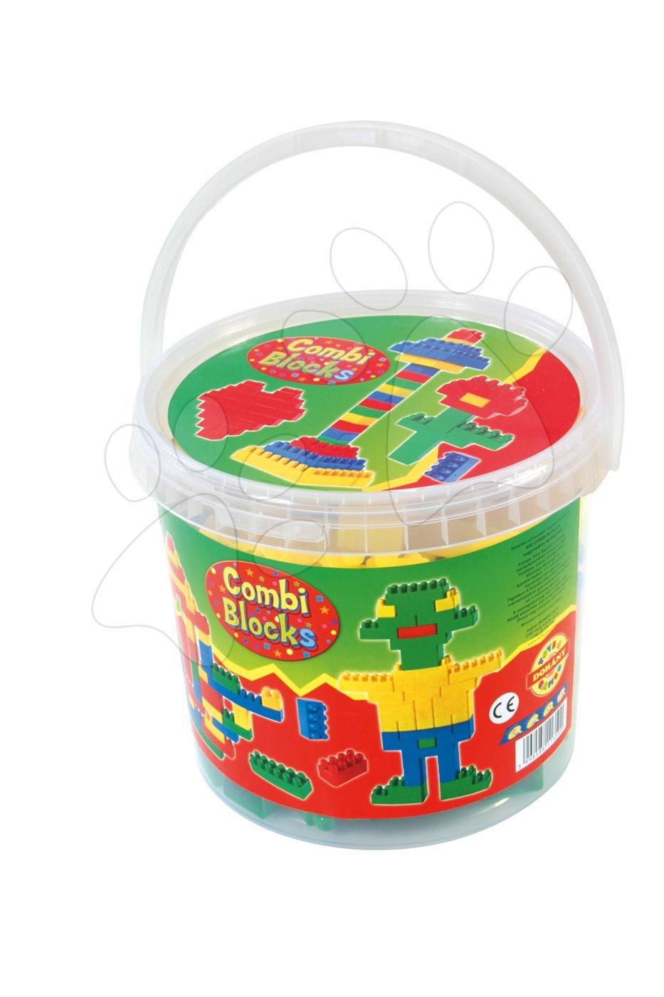 Kostky Combi Dohány v kbelíku 80 dílů od 18 měsíců