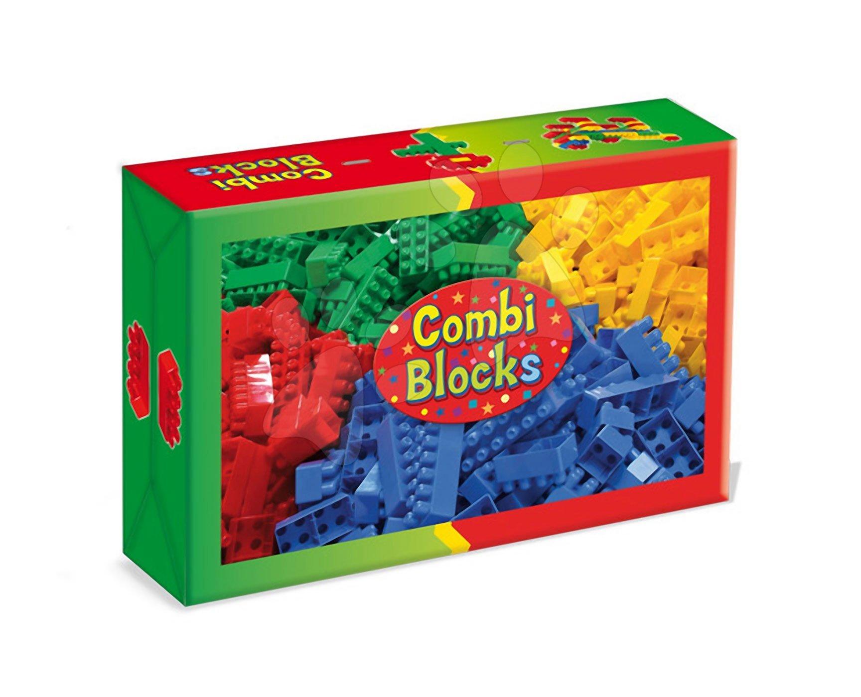 Kocky Combi Dohány v krabici 100 dielov od 18 mes