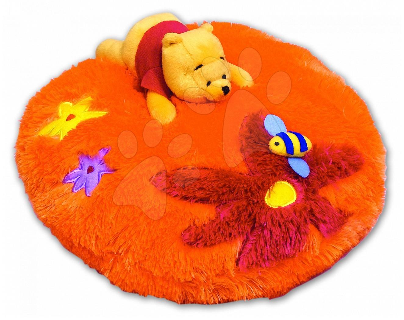 Pernă din pluş Winnie The Pooh Ilanit rotundă 36 cm