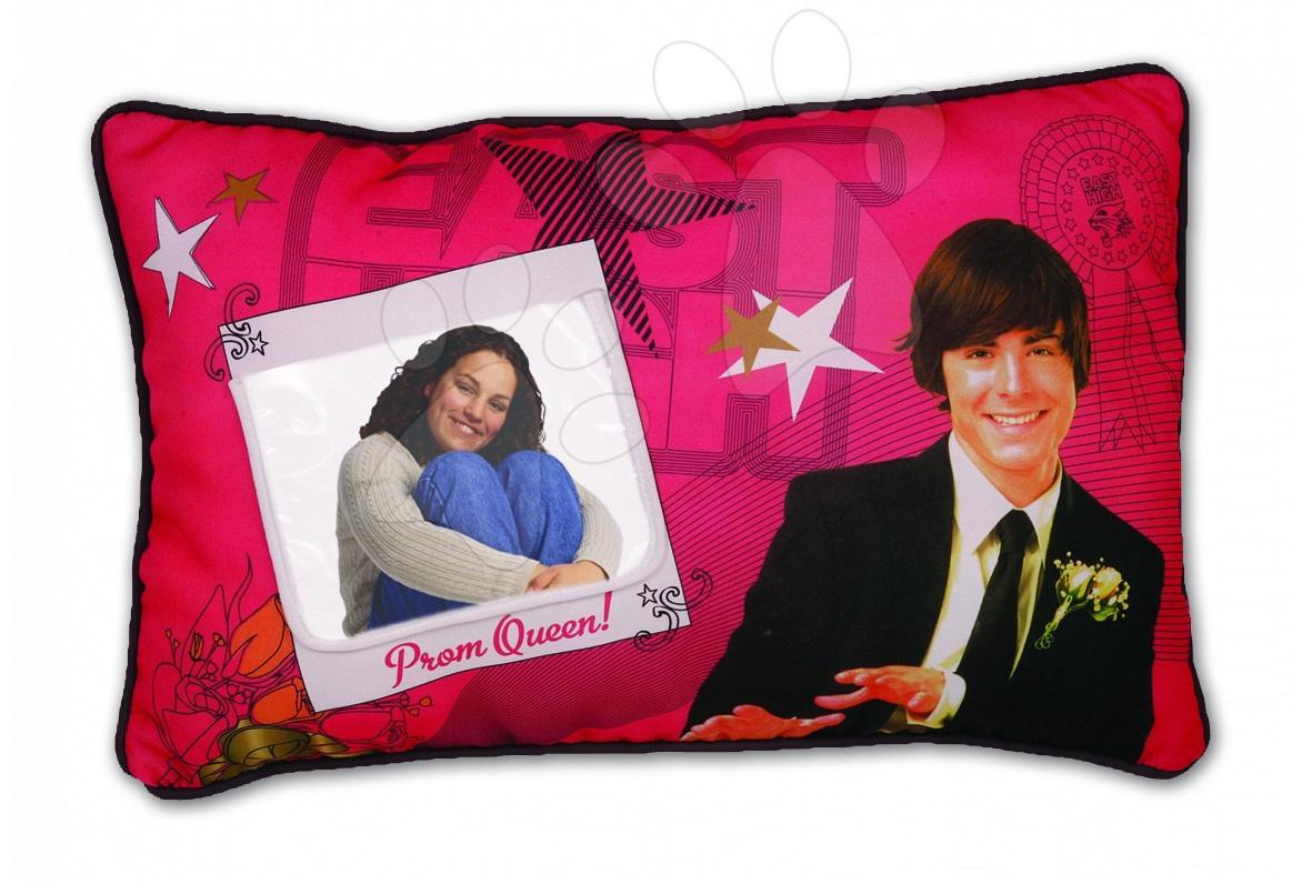 Plyšové polštáře - Polštář High School Musical Ilanit 26*40 cm