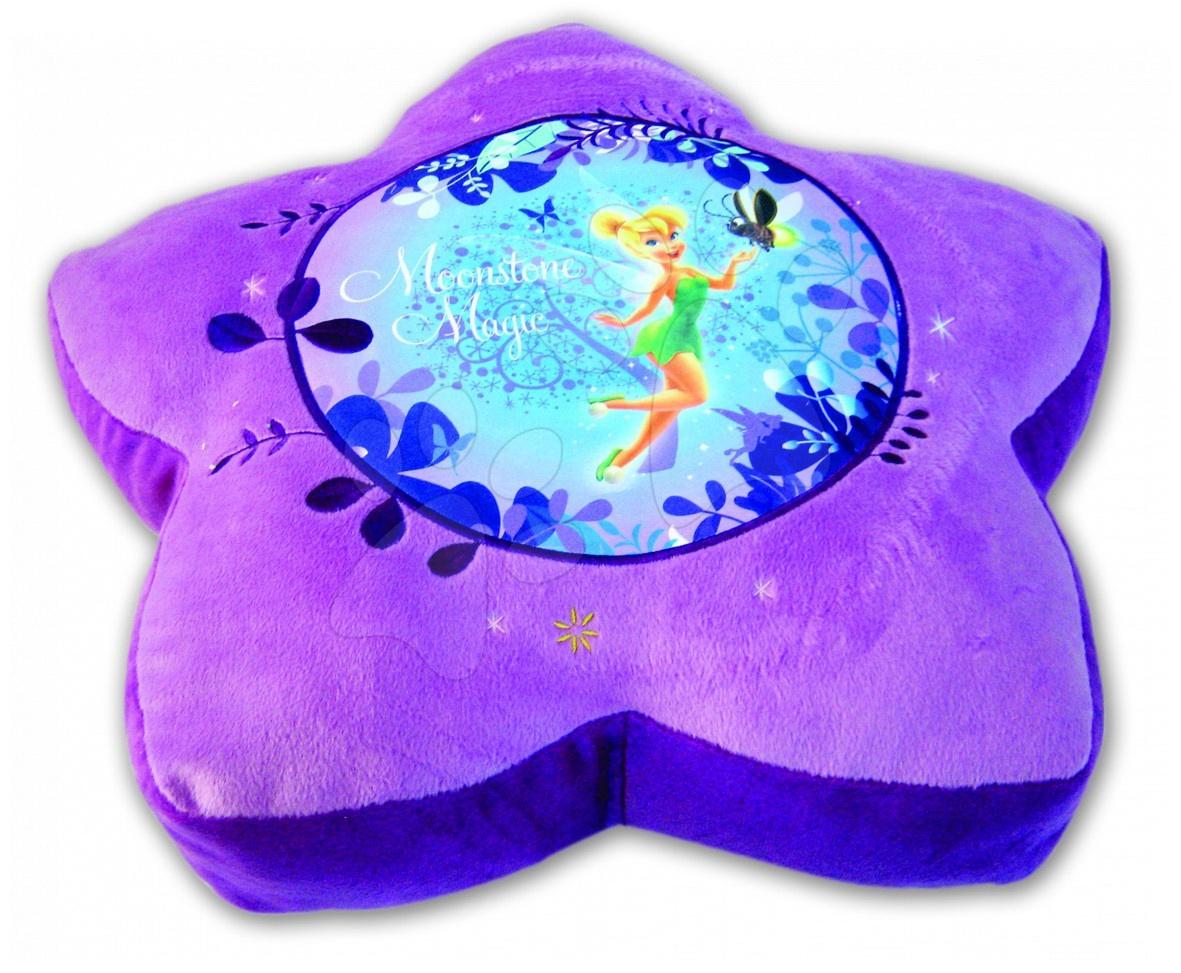 Sedátko Disney Víly Ilanit 50 cm fialové