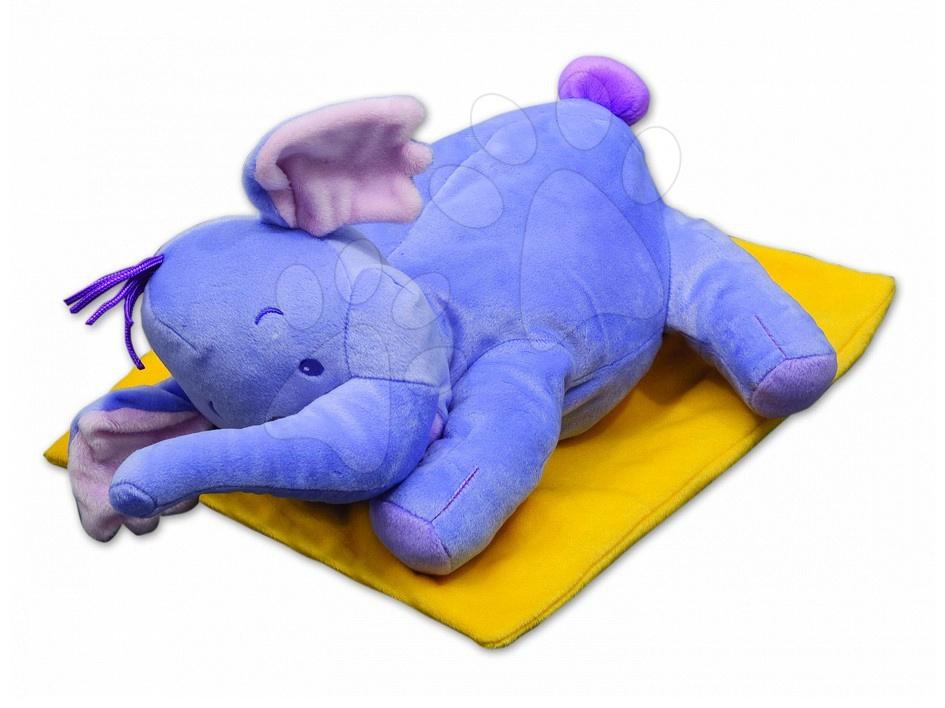 Vankúš sloník Lumpy 2v1 Ilanit