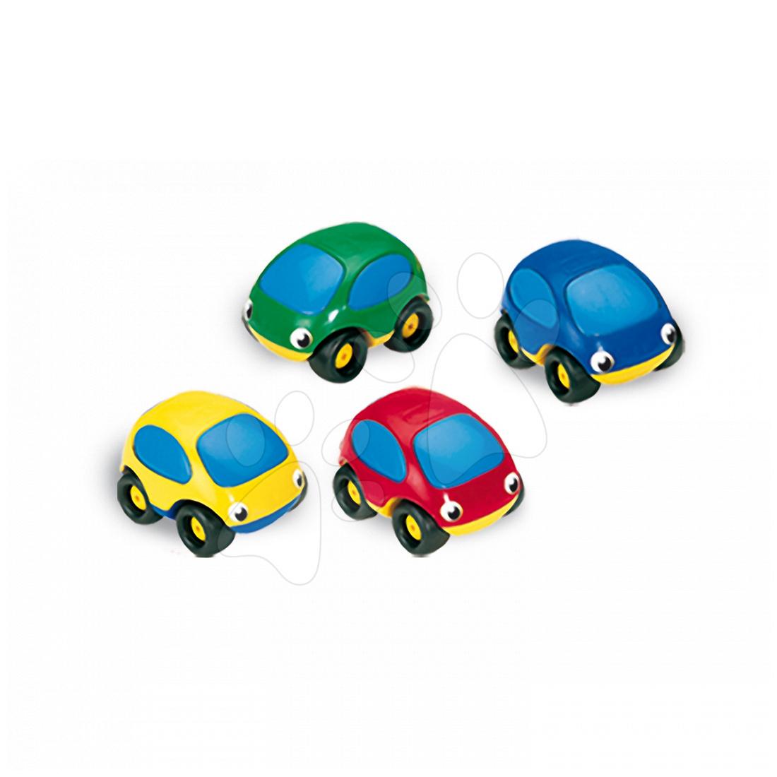 Avtomobilčki - Avtomobilček Vroom Planet Smoby dolžina 7 cm različne barve od 18 mes