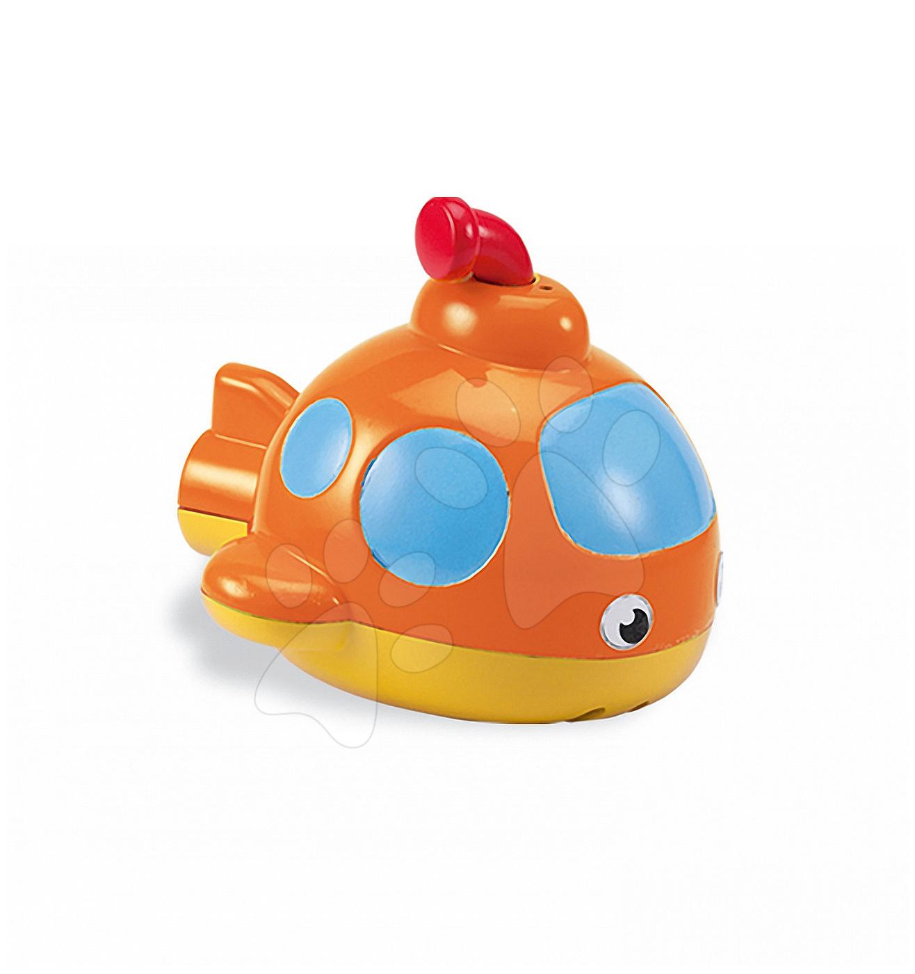Podmornica za igraje Vroom Planet Smoby dolžina 8,5 cm od 12 mes