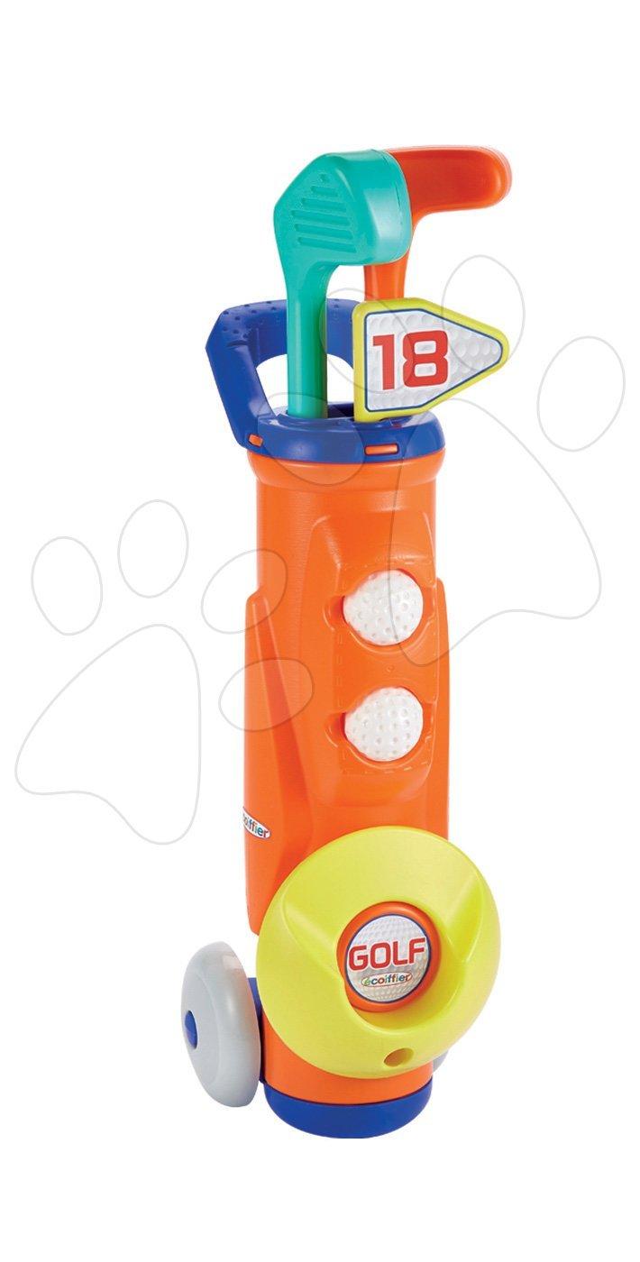 Écoiffier golfový vozík pre deti s doplnkami 779