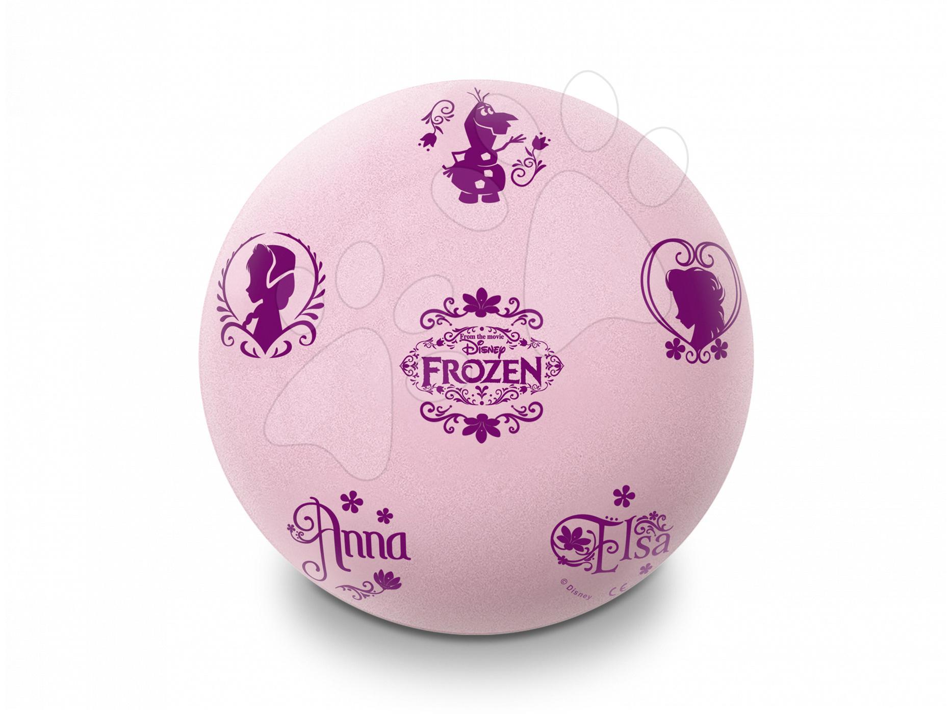 Pěnový míč Frozen Mondo Soft Ball 20 cm růžový od 24 měsíců