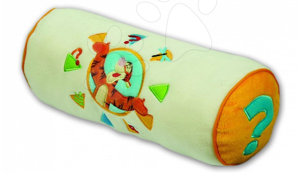 Pernă mică WD Winnie The Pooh Ilanit cilindru 38 cm bej
