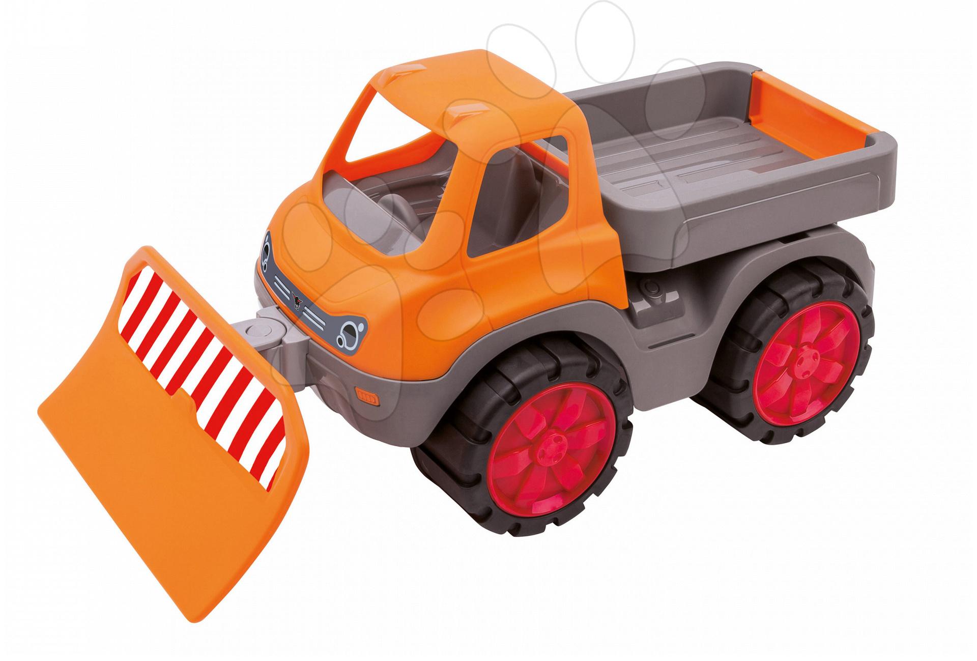 Stavebné stroje - Odhŕňač Power Service BIG dĺžka 43 cm oranžovo-sivý od 24 mes