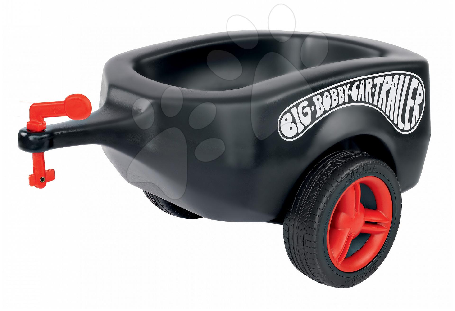 BIG prívesný vozík 56274 čierny