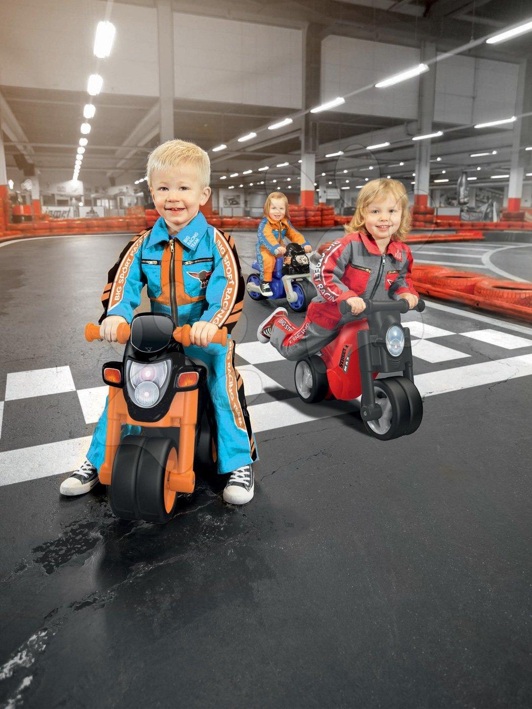 Dětské odrážedlo motorka BIG Sport Bike