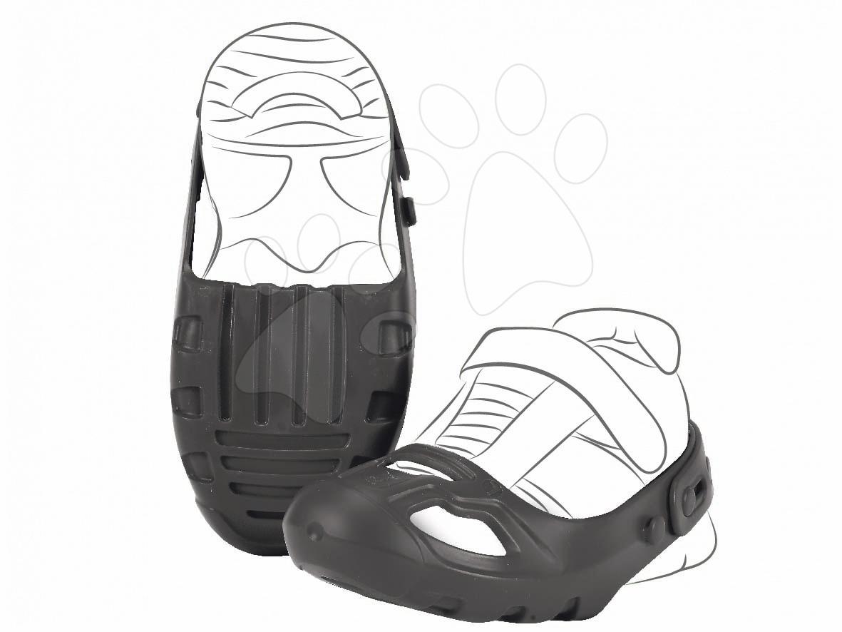 Cipővédő huzat Shoe-Care BIG fekete bébitaxihoz méretei 21-27 12 hó-tól