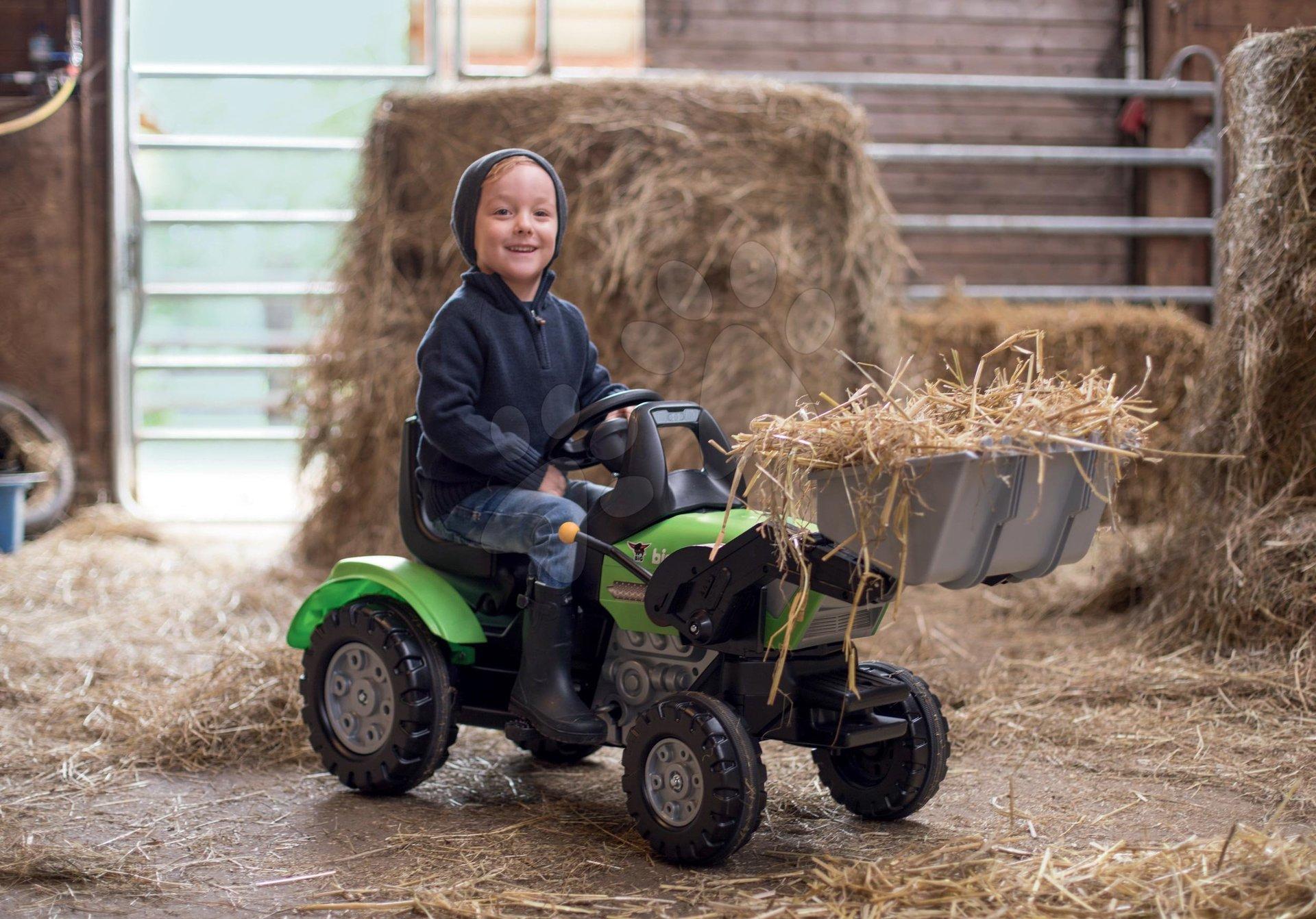 Dětský šlapací traktor John XL BIG