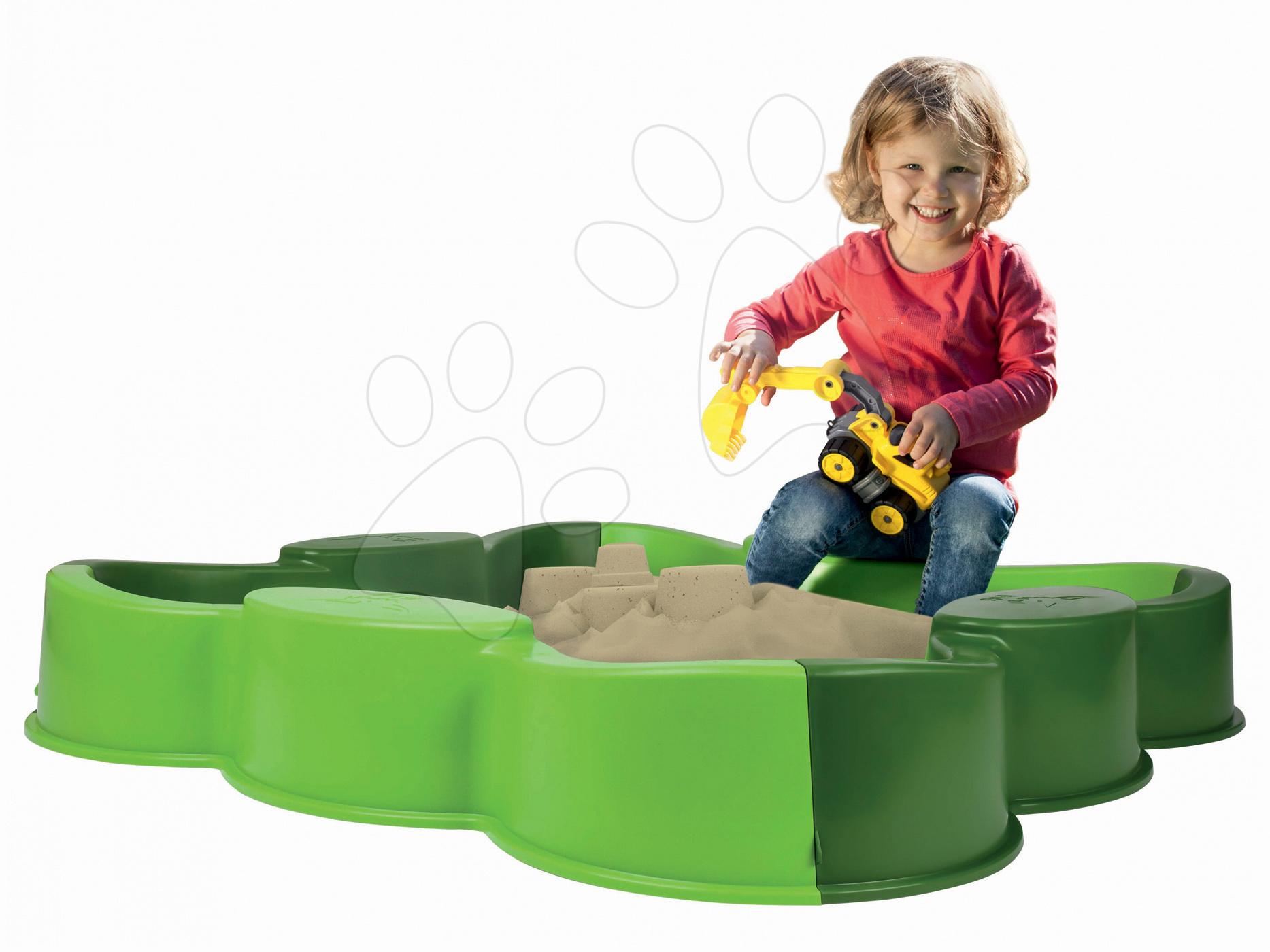 BIG pískoviště pro děti Vario 56721 zelené
