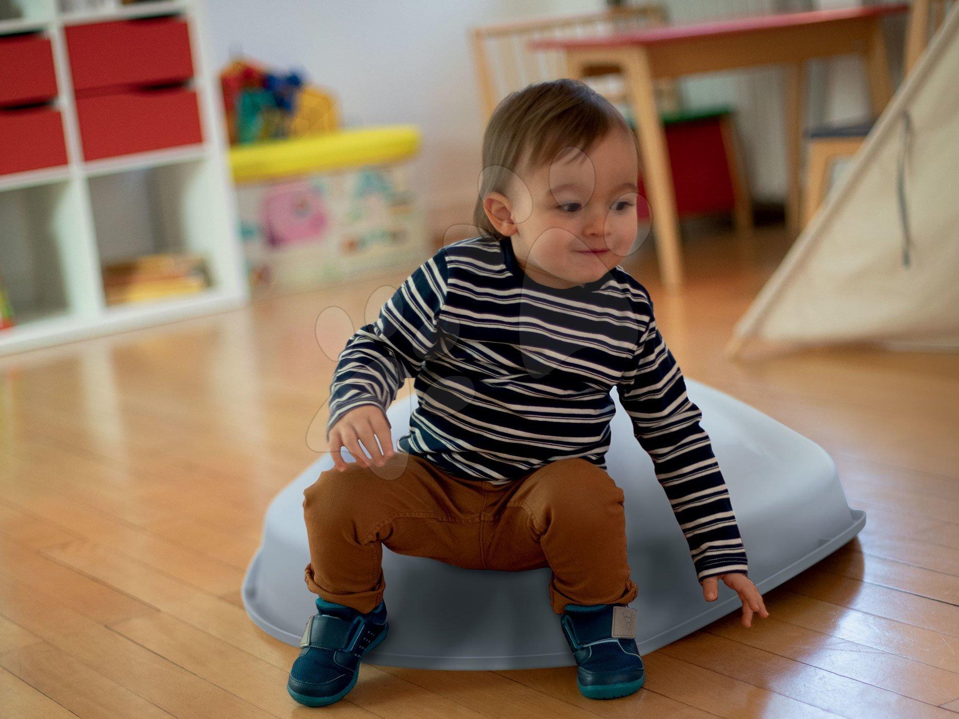 Con balansoar cu pernă Cosy BIG leagăn-tobogan-cățărătoare-nisipar-piscină de la 12 luni