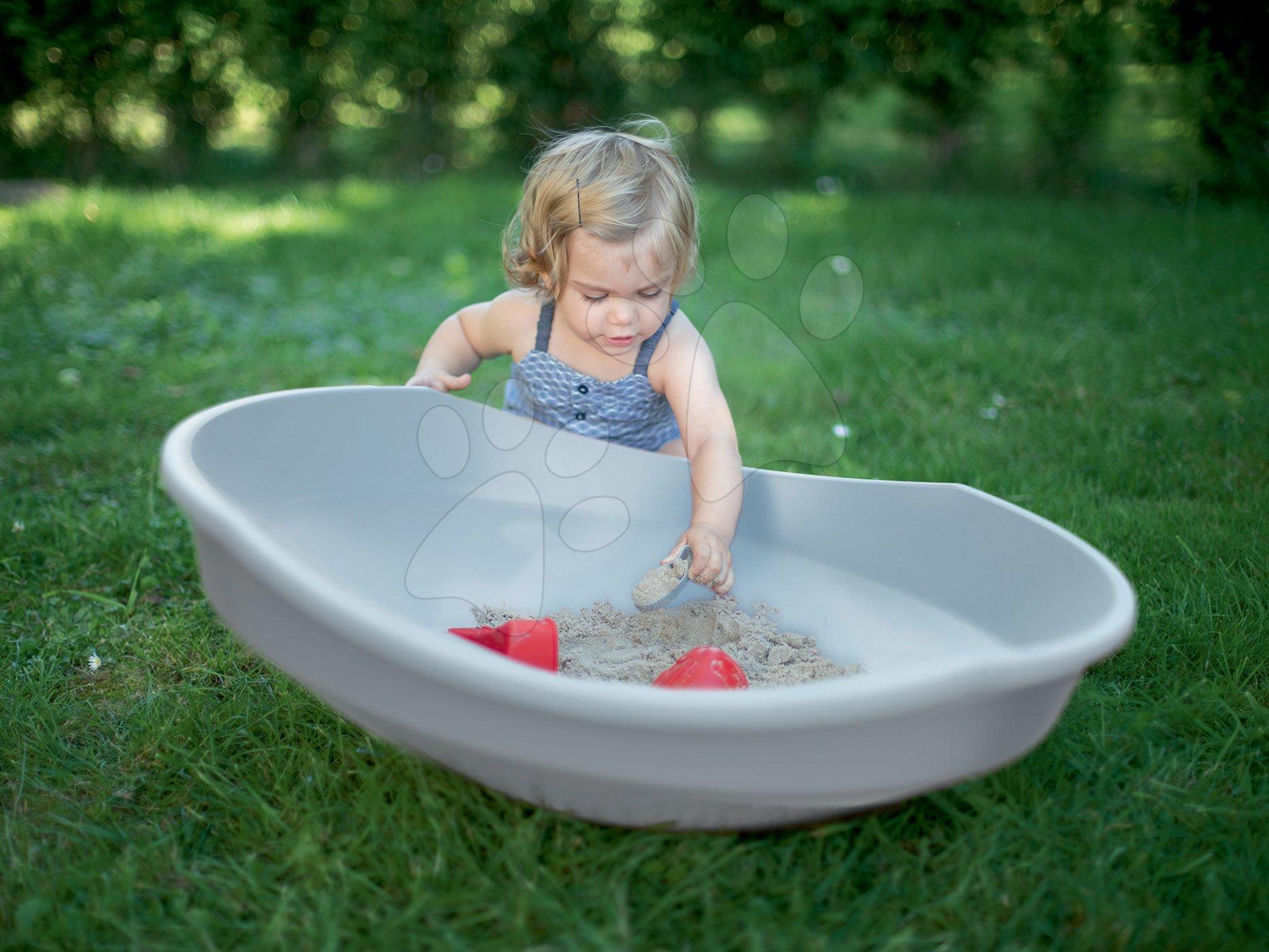 Ravnotežnostna banjica z blazino Cosy BIG gugalnik-toboganček-plezalo-peskovnik-bazen od 12 mes