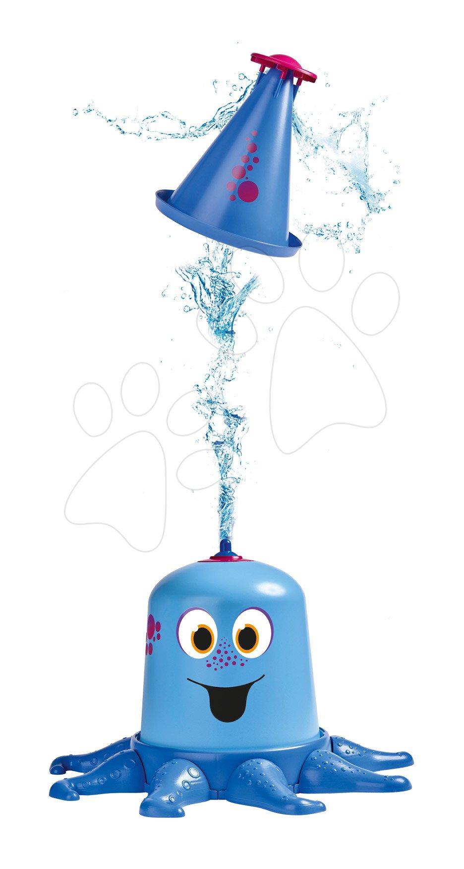 Joc de apă stropitoare caracatiță Aqua Nauti BIG cu jet de apă de 4 m extra stabilă