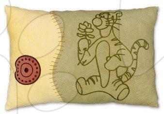 Plüsspárnák - Kispárna WD Micimackó Ilanit Tigris hosszúkás