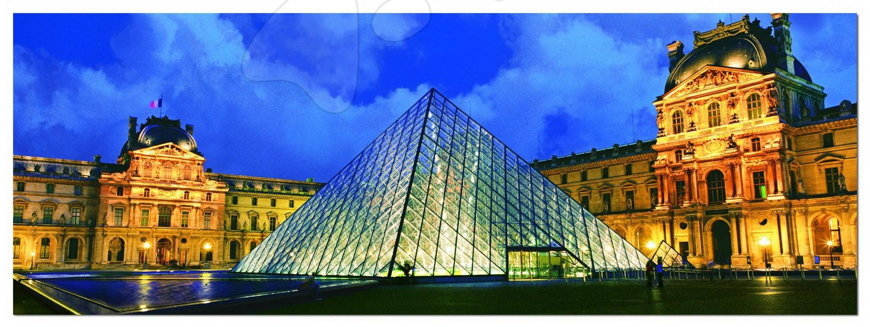 Puzzle Panorama Paris Educa