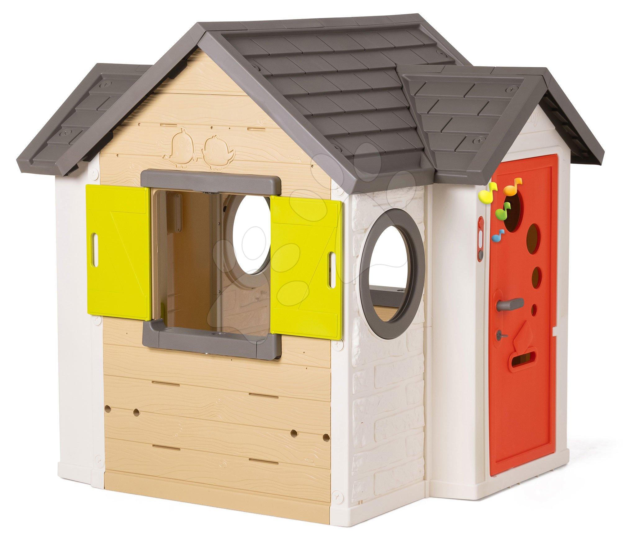 Smoby detský domček My House 810400