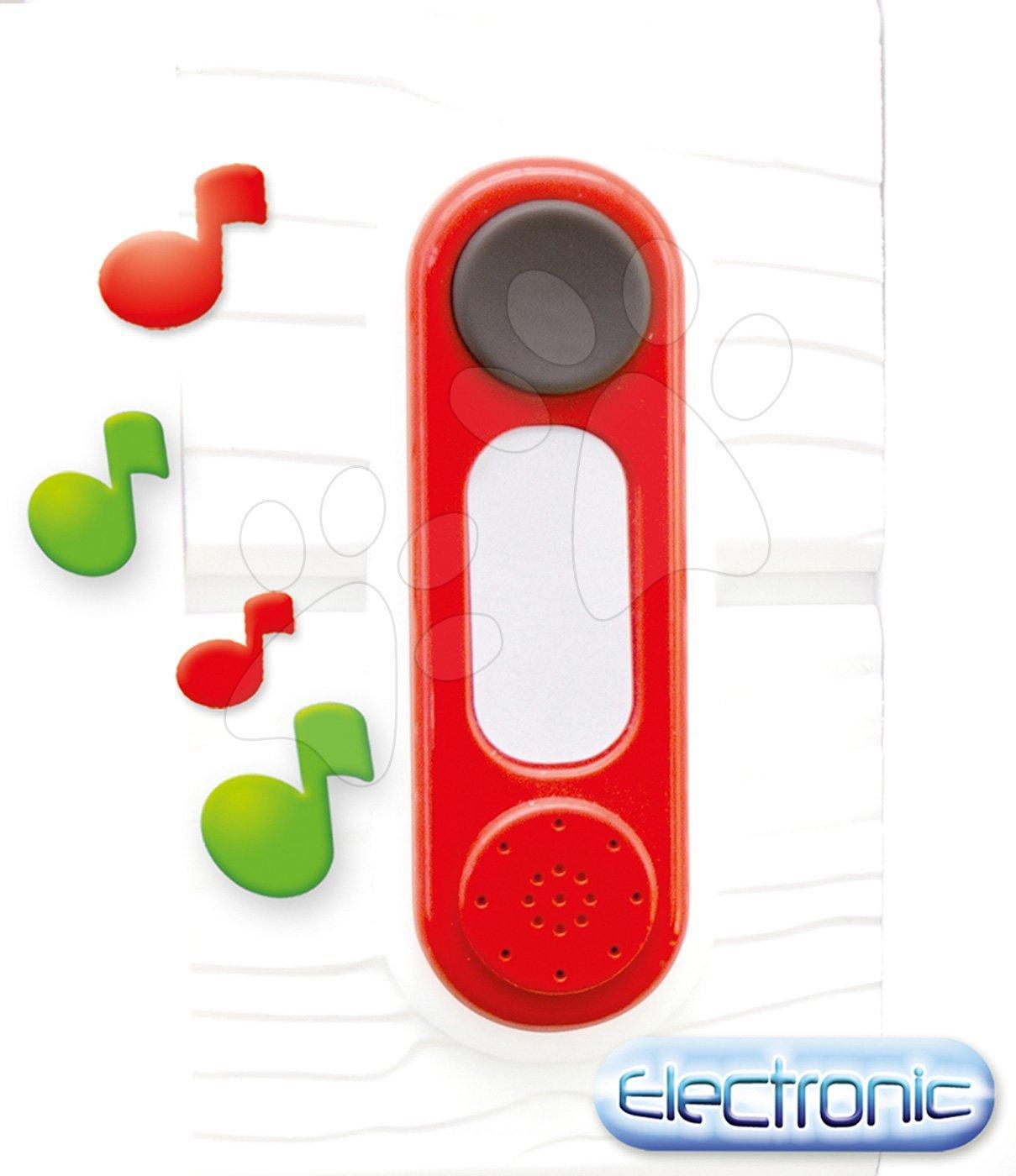 Smoby elektronický zvonček k detským domčekom 810900