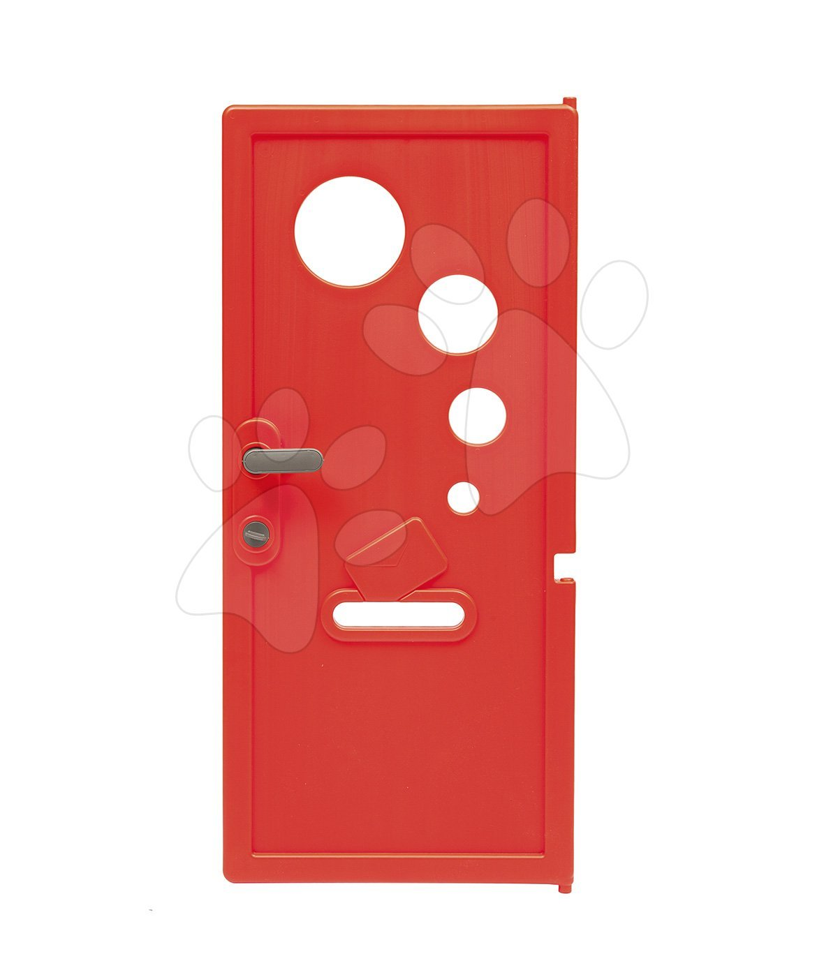 Smoby dvere s funkčným uzamykateľným zámkom k domčekom Neo Jura Lodge, My House a Friends House 810905