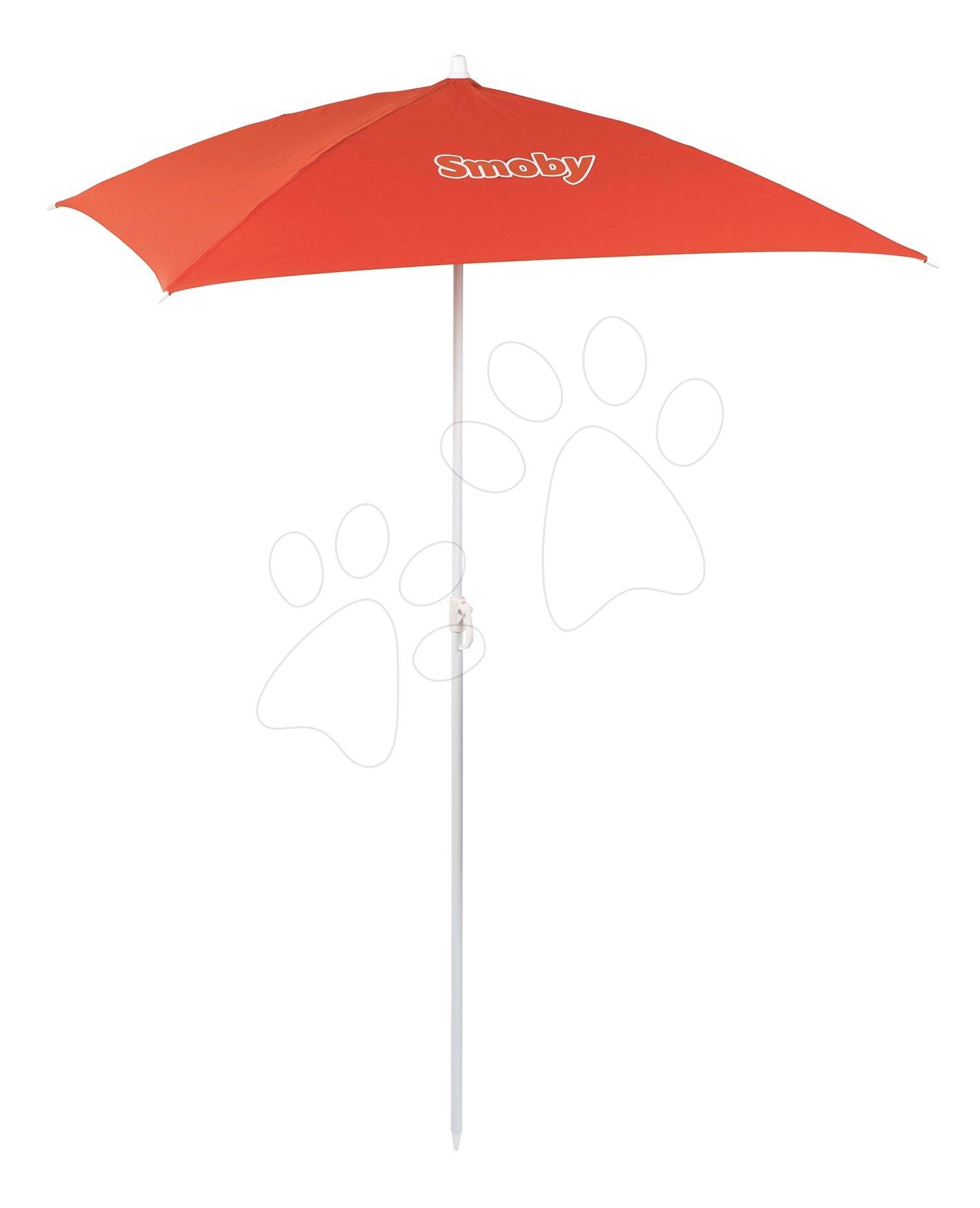 Slnečník na záhradu 80*90 cm Sunshade k Smoby piknik stolíku dvojbodové bezpečné upevnenie alebo voľne stojaci