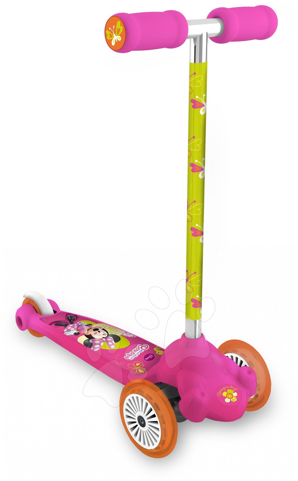 Kolobežka Twist & Roll Minnie Mouse Mondo otočná