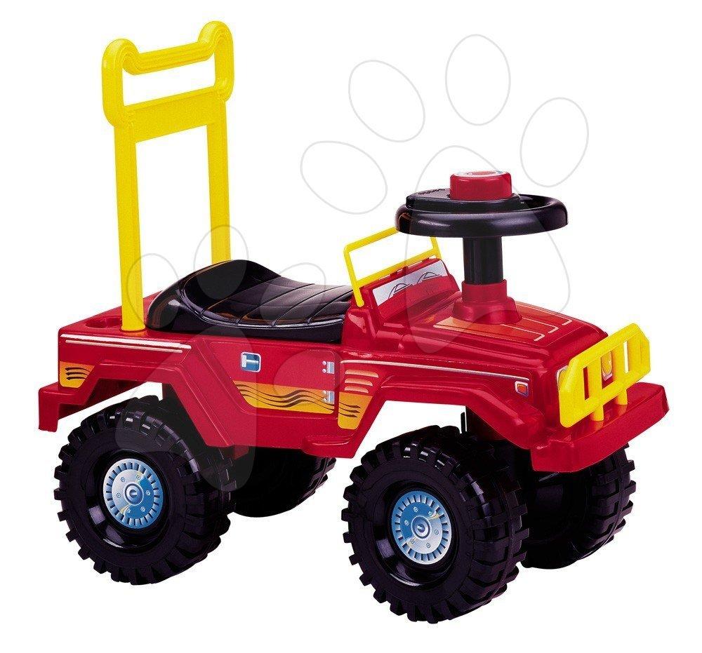 Motorji - Poganjalec smarTrike jeep rdeč od 24 mes