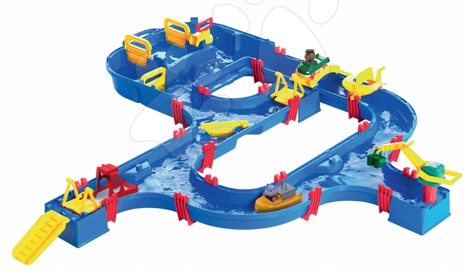 Dětská vodní dráha Superfun Set