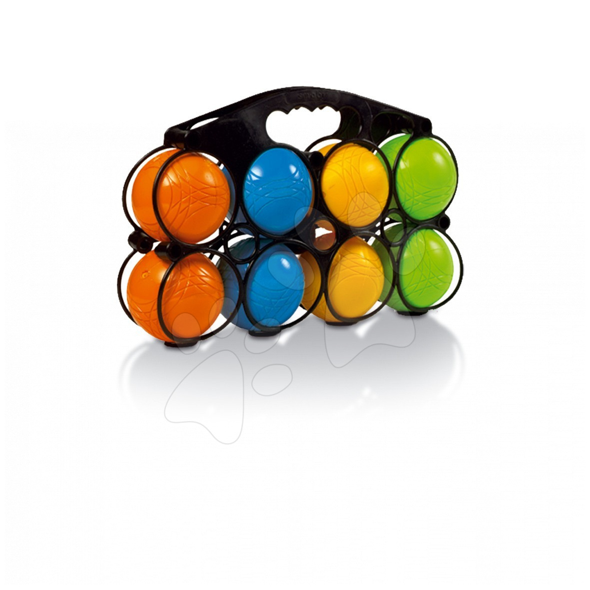 Petang Smoby barevný 8 dílů