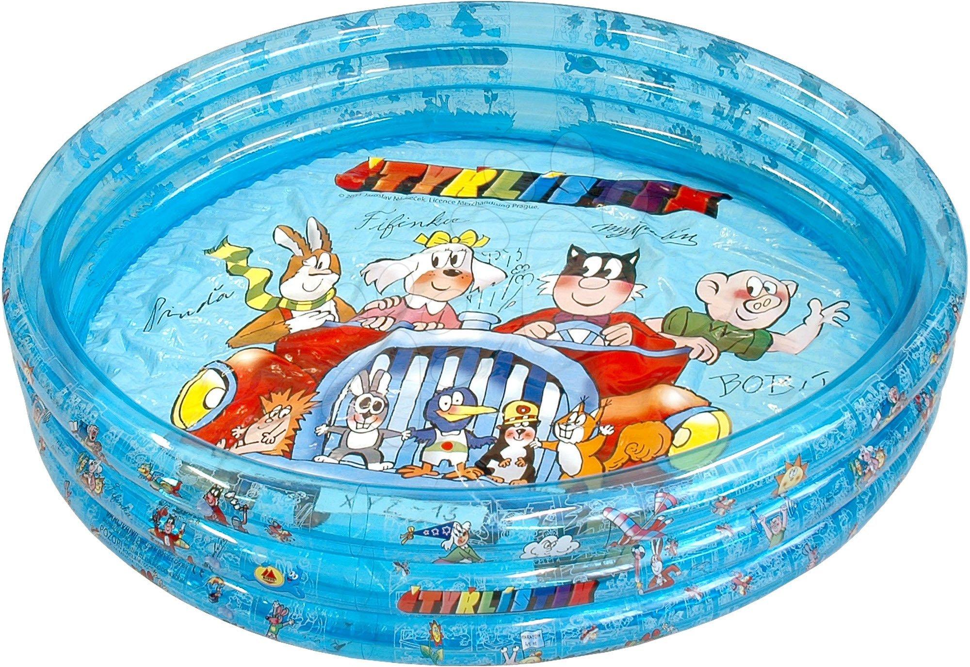 Nafukovací bazén Čtyřlístek 122*25 cm