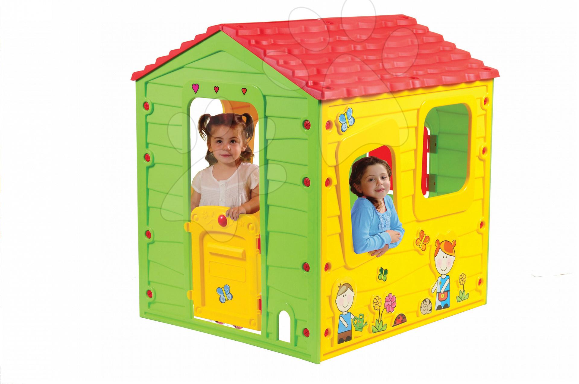 Domečky pro děti - Domeček Fun Farm House Starplast #VALUE! od 24 měsíců