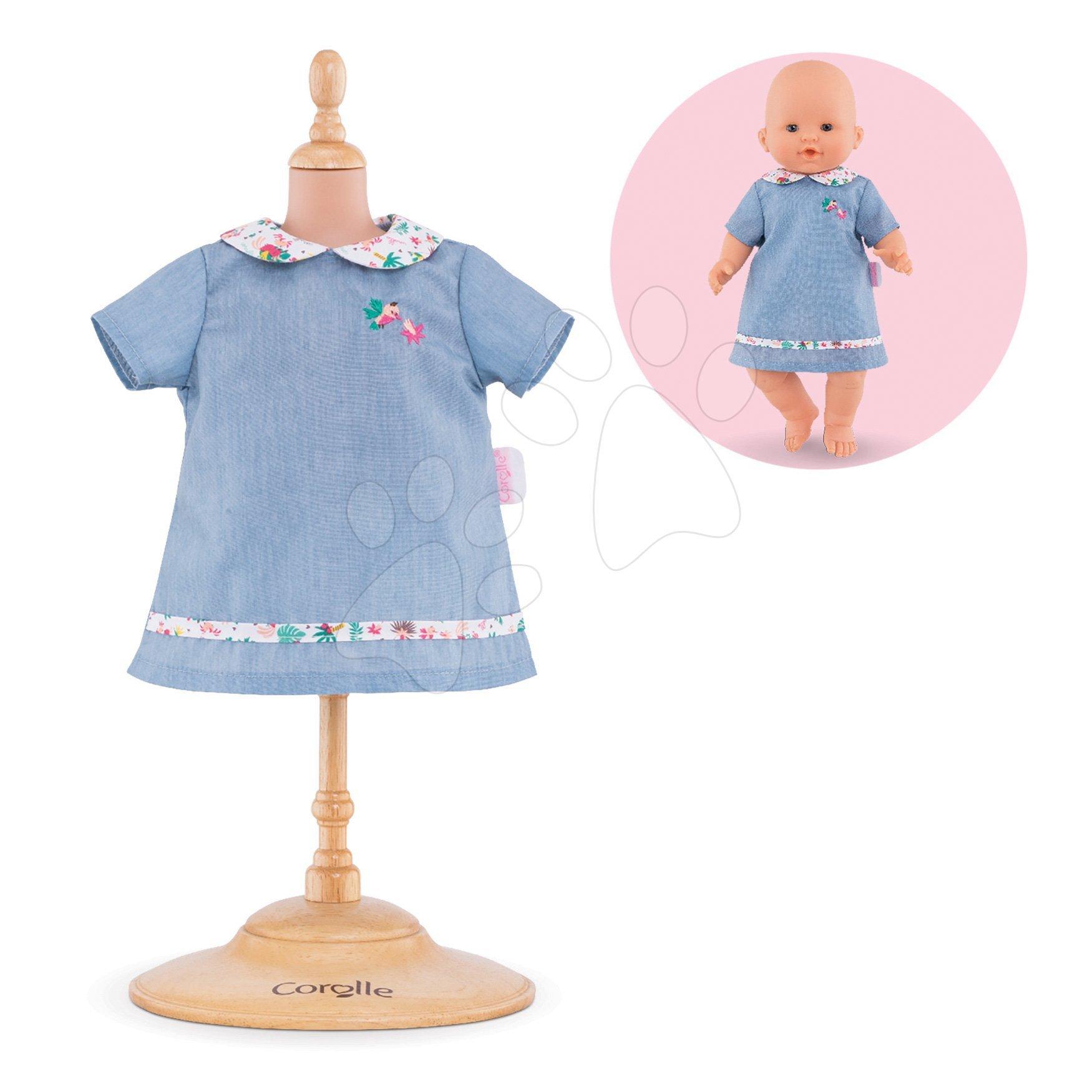 Oblečenie Dress TropiCorolle Mon Grand Poupon Corolle pre 36 cm bábiku od 24 mes