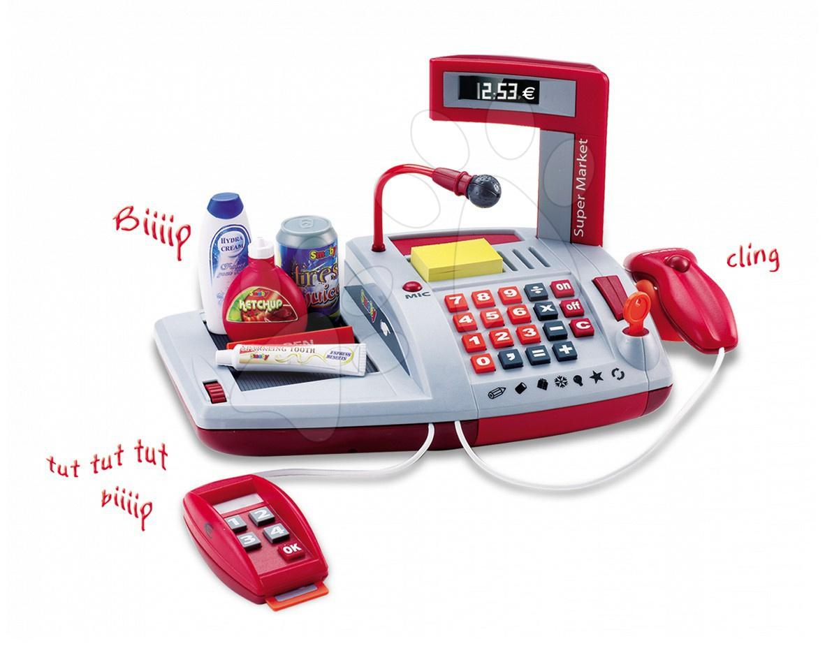 Elektronická pokladňa Smoby