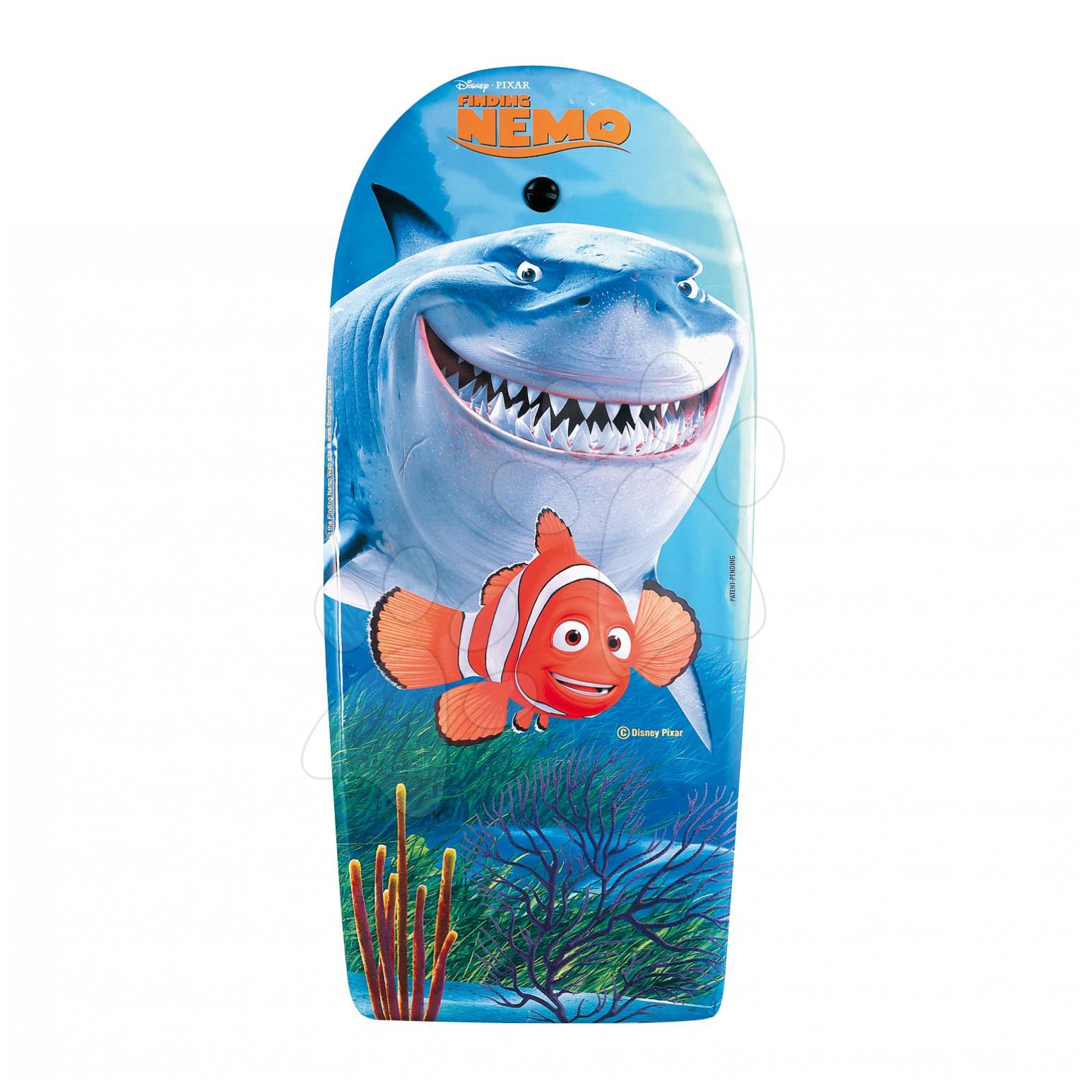 Placă de înot - Placă de înot din burete În căutarea lui Nemo Mondo 84 cm
