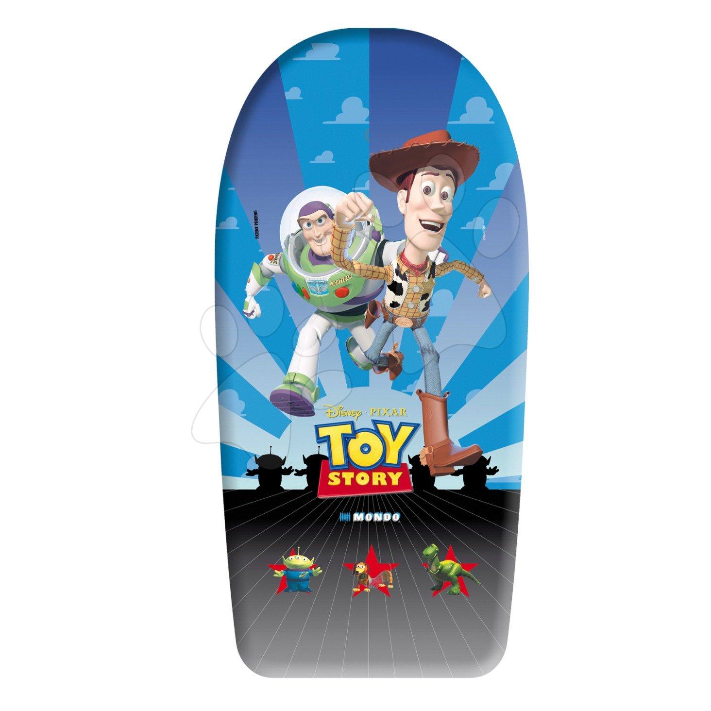 Pěnová plovecká deska Toy Story Mondo 104 cm