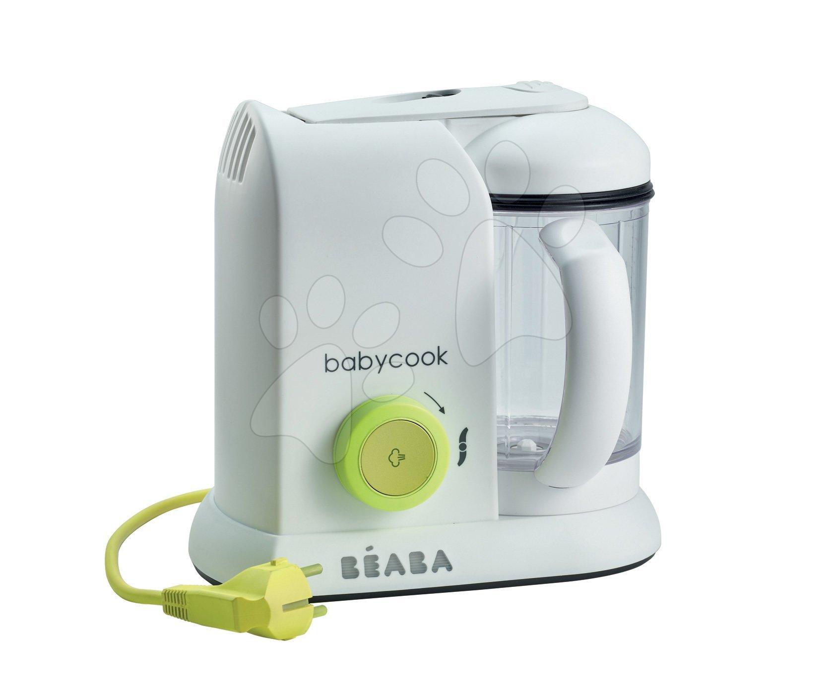 Parní vařič a mixér Beaba Babycook® Solo neon od 0 měsíců