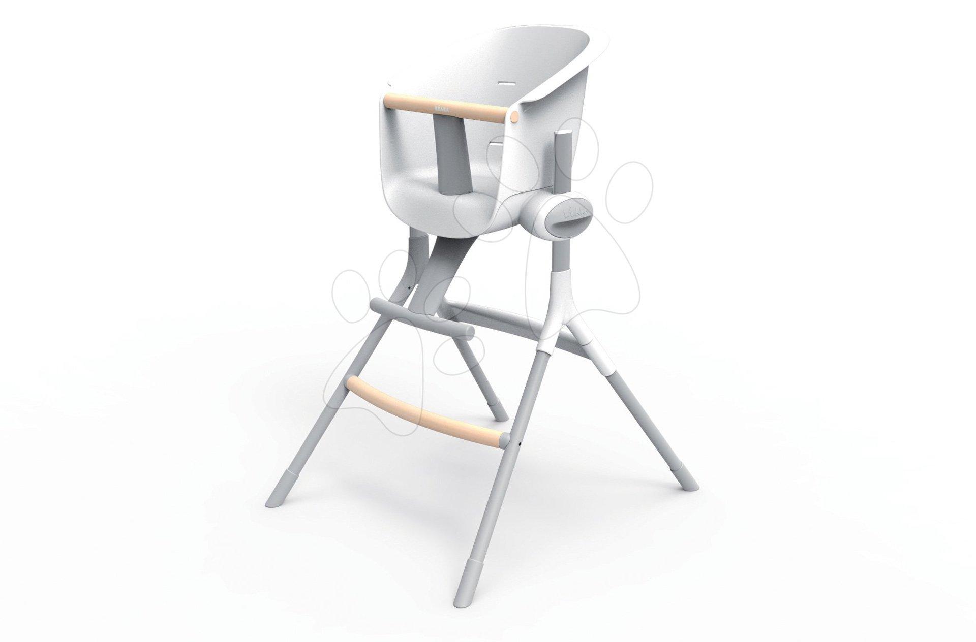 Jedálenská stolička Beaba Up&Down výškovo polohovateľná