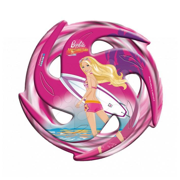 Staré položky - Lietajúci tanier Barbie Mondo 21 cm
