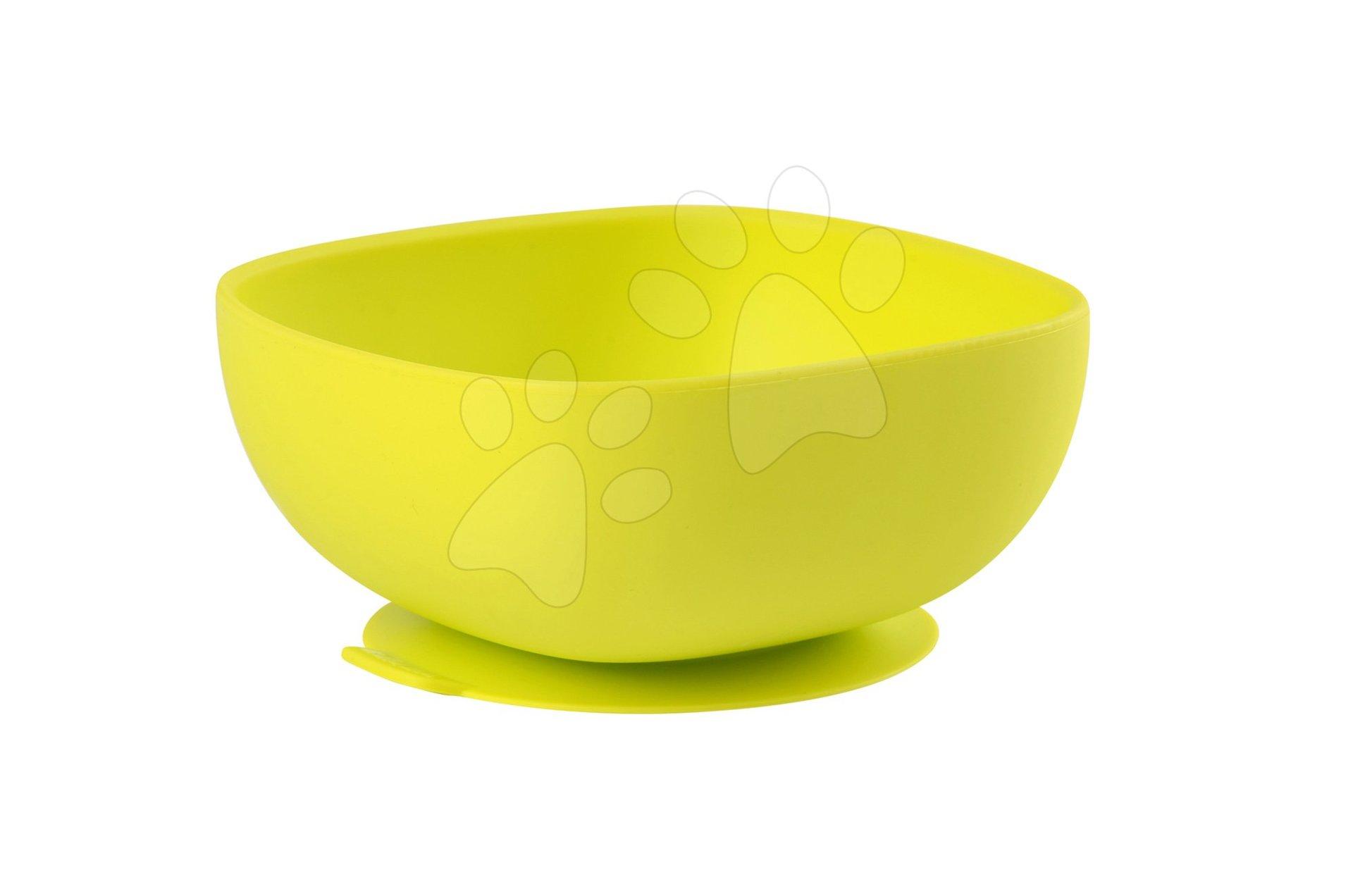 Beaba miska pre bábätká zo silikónu 913432 zelená