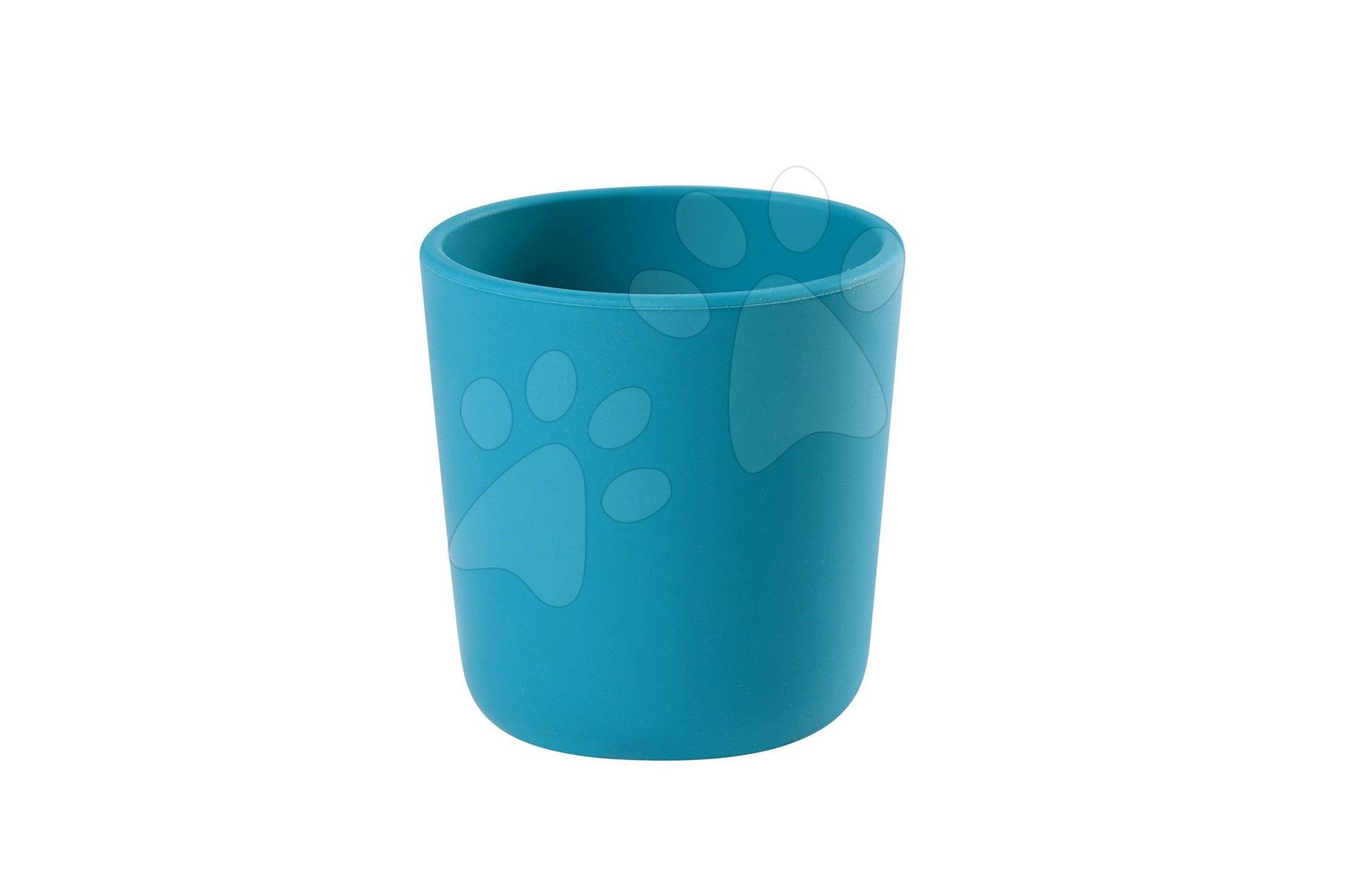 Beaba pohár pre bábätká zo silikónu 913434 modrý