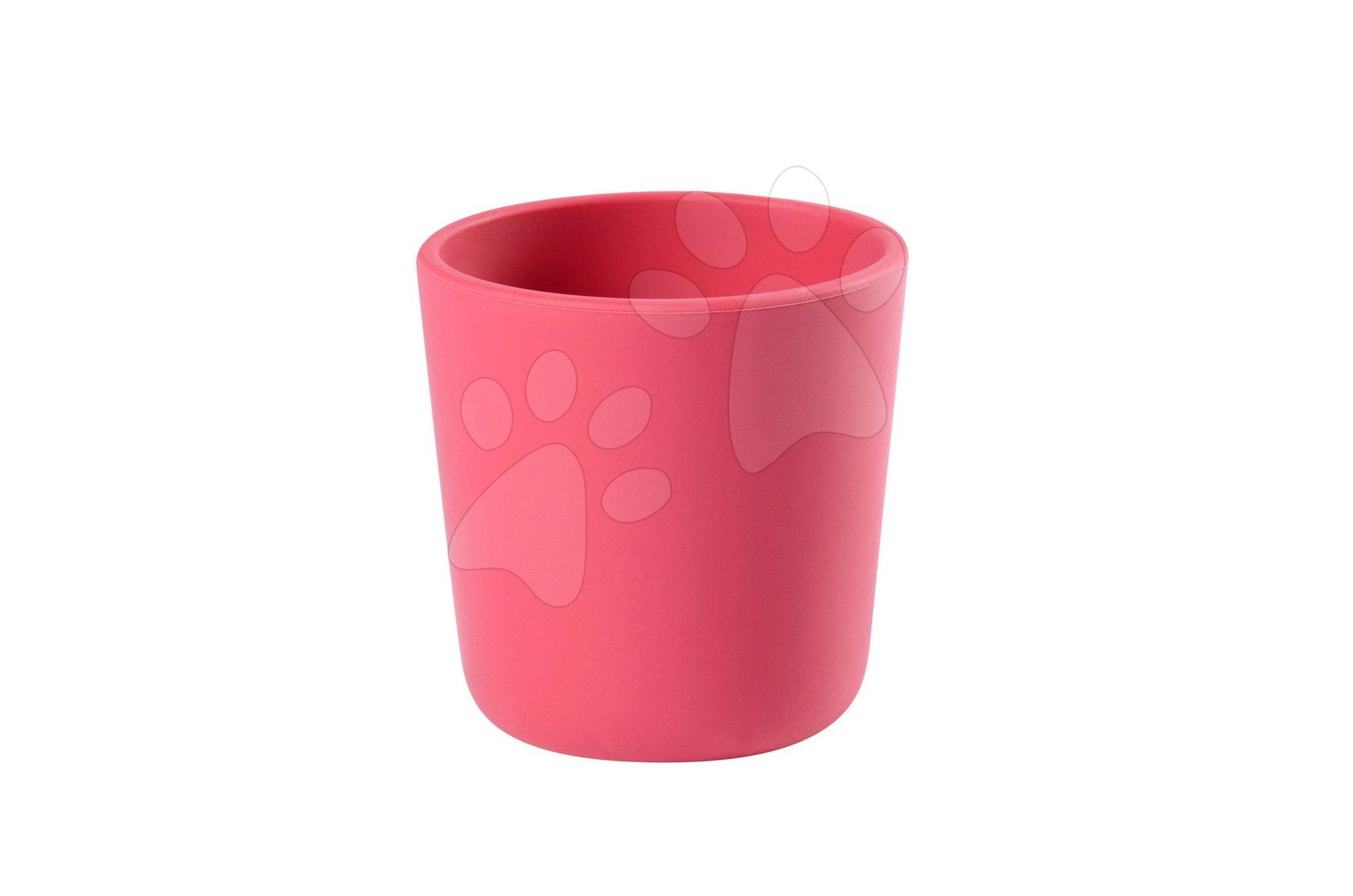Beaba pohár pre bábätká zo silikónu 913435 ružový