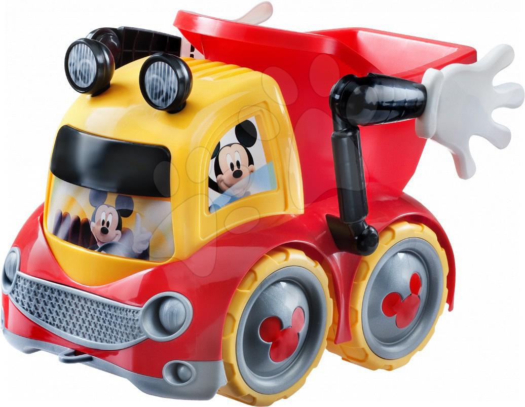 Vyklápacie auto Mickey Mouse Mondo (dĺžka 30 cm) od 24 mes