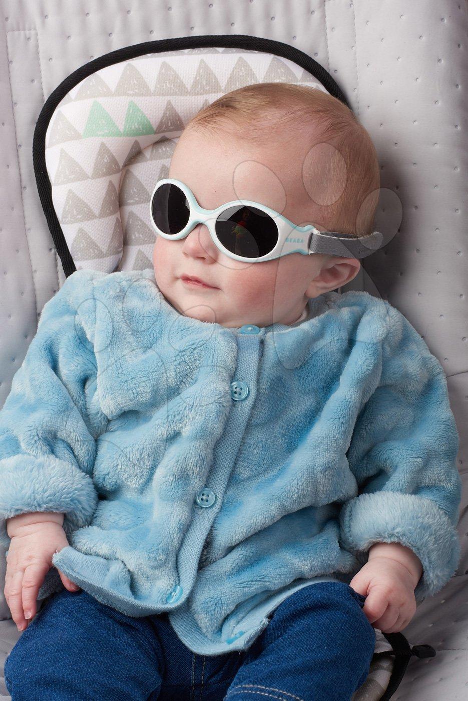 Pre absolútny zážitok prosím použite prehliadač s javascriptom · Slnečné  okuliare pre novorodencov Beaba Clip strap XS UV filter 4 zelené od 3  mesiacov d80ac86e12
