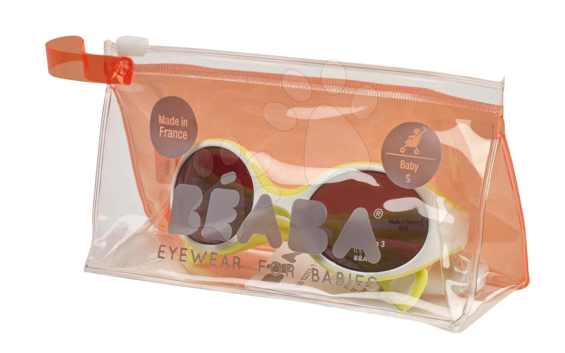 Slnečné okuliare pre deti Beaba Baby S UV filter 3 od 0 mesiacov zelené.  Pre absolútny zážitok prosím použite prehliadač s javascriptom 3b16c42194