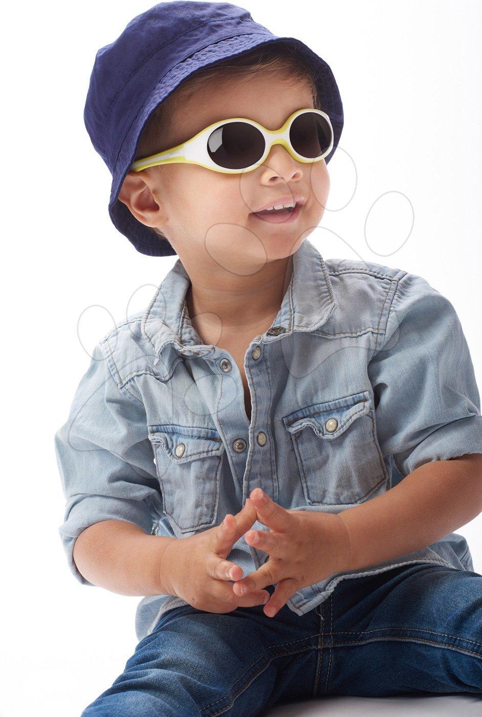Pre absolútny zážitok prosím použite prehliadač s javascriptom · Slnečné  okuliare pre deti Beaba Baby S UV filter 3 od 0 mesiacov zelené 51eda7f3fd