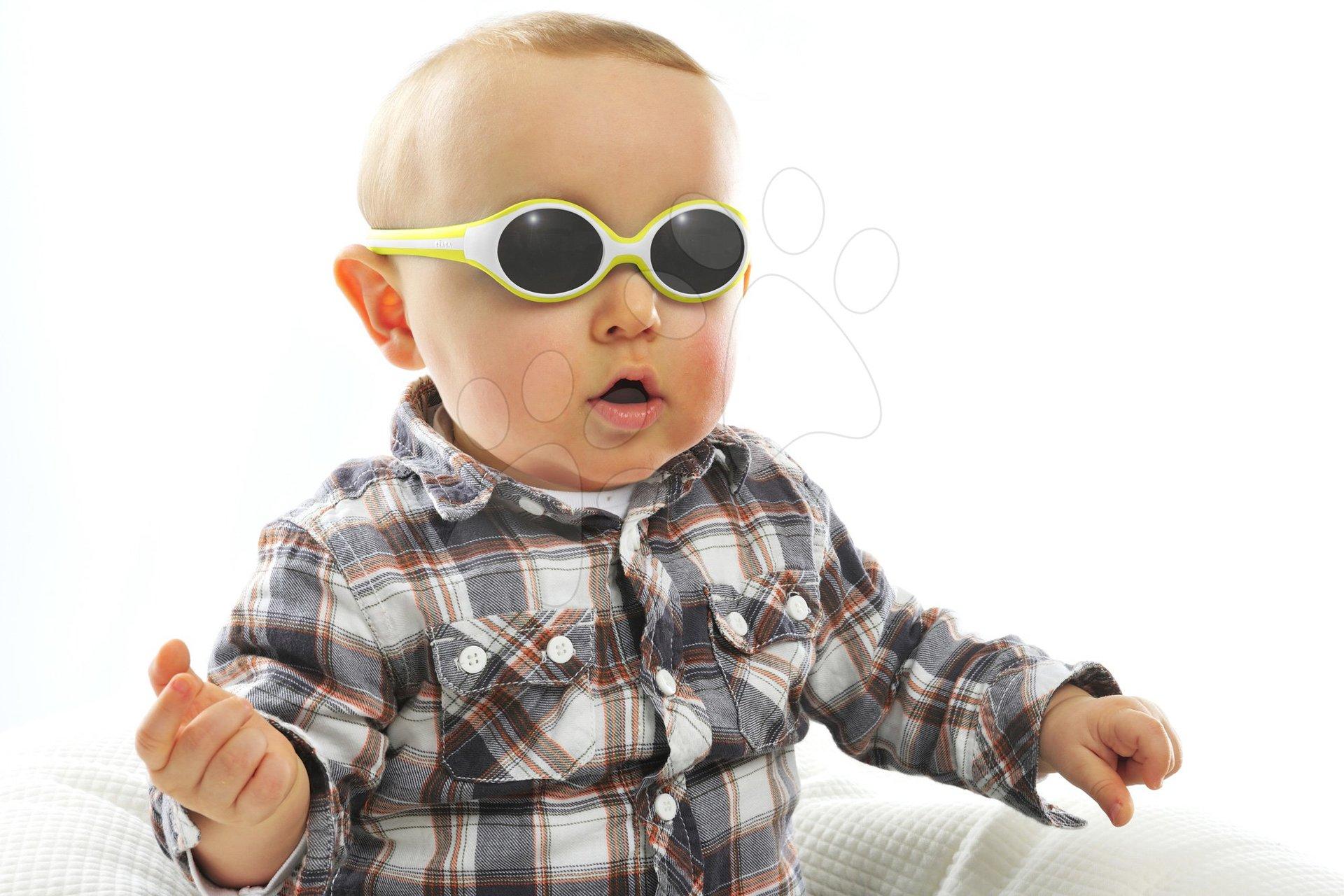Napszemüveg gyerekeknek Beaba Baby S zöld 0 hó kortól UV3 93 1221e94b27