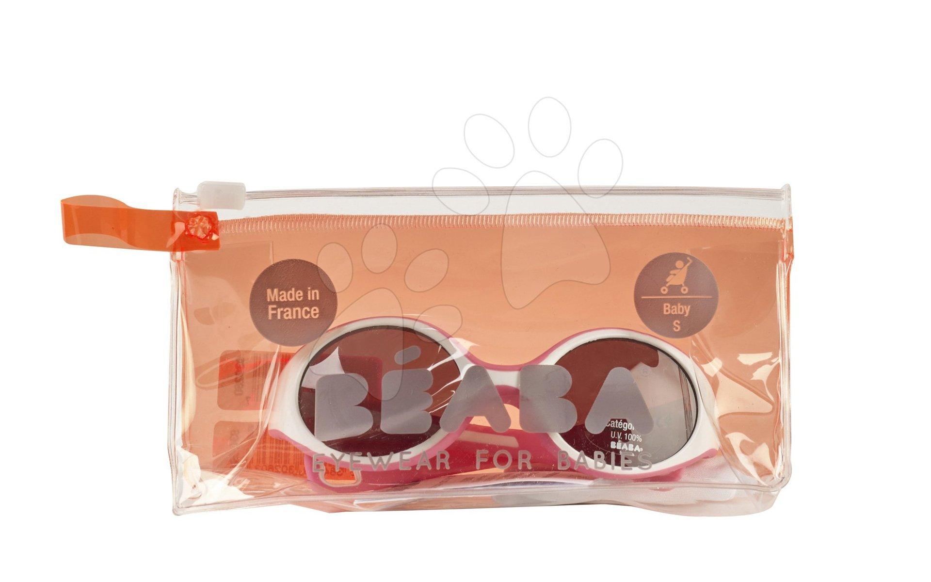 Napszemüveg UV szűrővel Beaba rózsaszín 59c5328907