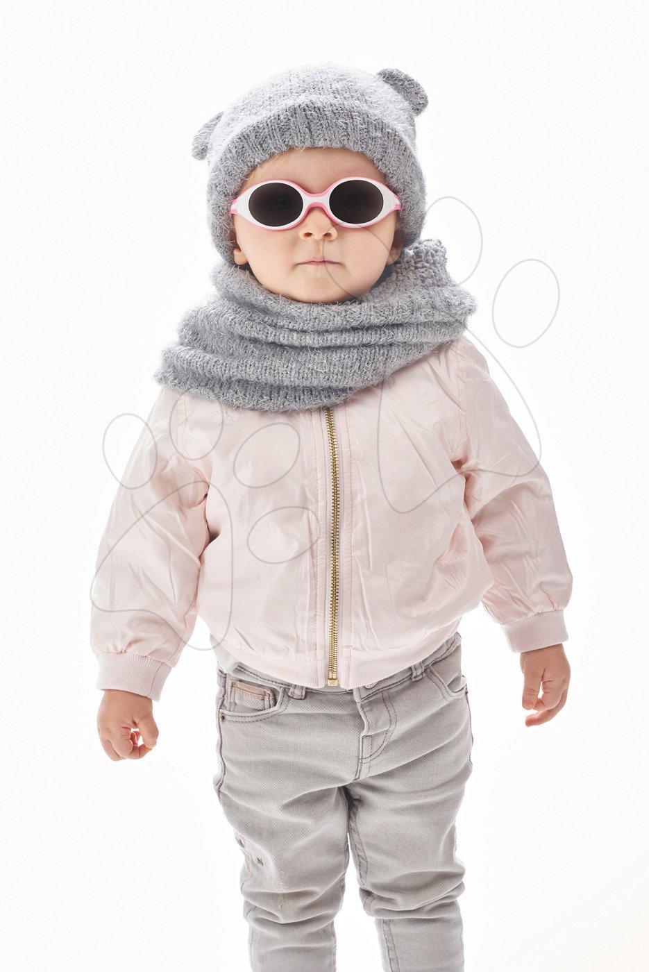 Pre absolútny zážitok prosím použite prehliadač s javascriptom · Slnečné  okuliare pre deti Beaba Baby S od 0 mesiacov UV filter 3 ružové c202249b38