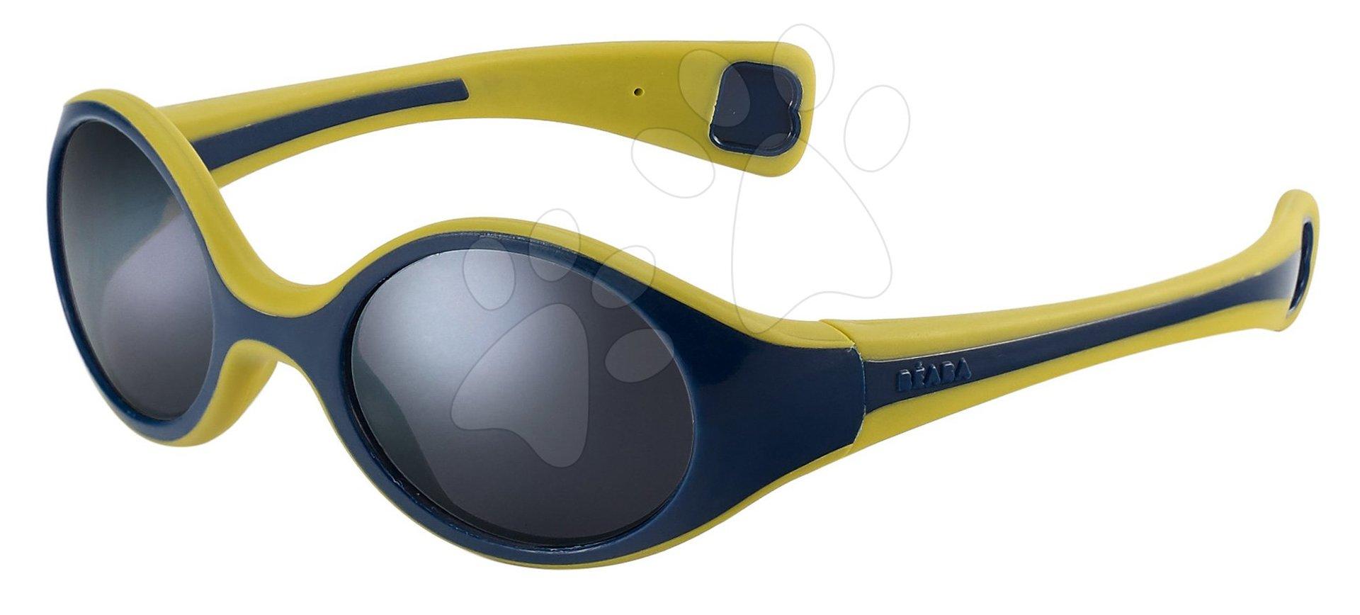Slnečné okuliare pre deti Beaba Baby S modré od 0 mesiacov UV3 - zimné  930266 2ec8de40d8